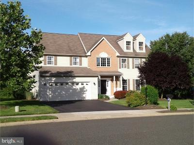 Collegeville Single Family Home For Sale: 3884 Johnny Circle