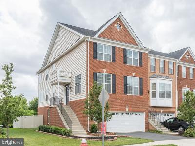 Ashburn Townhouse For Sale: 43219 Mitcham Square