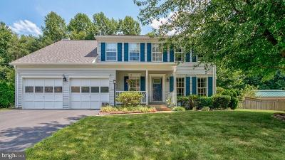 Prince William County Single Family Home For Sale: 5259 Quebec Place