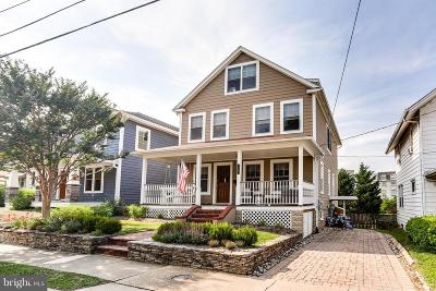 Annapolis Single Family Home For Sale: 10 German Street