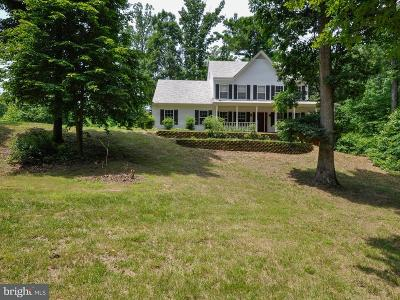 Fredericksburg Single Family Home For Sale: 97 Plume Court