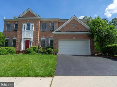 Fairfax County Single Family Home For Sale: 7803 Rose Garden Lane