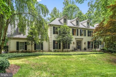 Fauquier County Single Family Home For Sale: 5851 Old Dominion Court