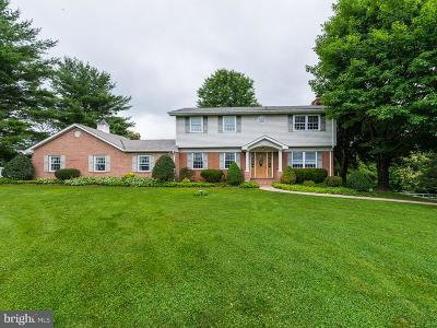 Upperco Single Family Home For Sale: 3117 Mount Zion Road