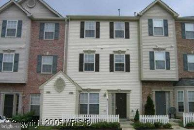 Odenton Townhouse For Sale: 2003 Cooper Point Court