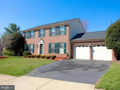 Prince William County Single Family Home For Sale: 8100 Station Road