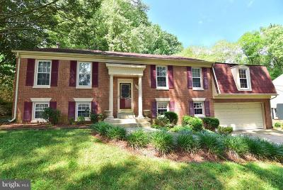 Upper Marlboro Single Family Home For Sale: 8411 Thornberry Drive W
