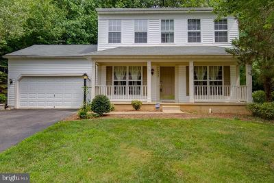 Prince William County Single Family Home For Sale: 14887 Buttonwood Court