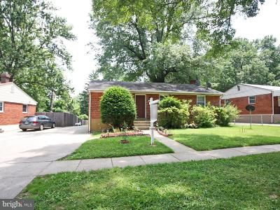 Rockville Single Family Home For Sale: 11801 Ashley Drive