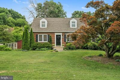 Gaithersburg Single Family Home For Sale: 8110 Brink Road
