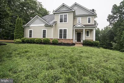 Fredericksburg Single Family Home For Sale: 75 Marsh Run Road