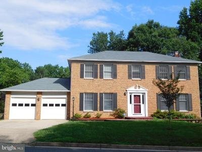 Dumfries Single Family Home For Sale: 15210 Holleyside Drive