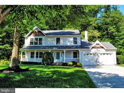 Yardley PA Single Family Home For Sale: $500,000
