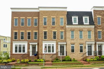 Fairfax, Fairfax Station Townhouse For Sale: 11375 Ridgeline Road