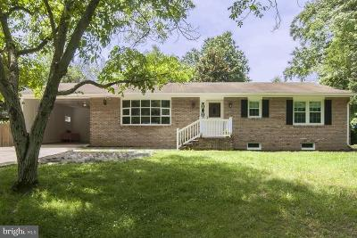Fredericksburg Single Family Home For Sale: 3 Ridgemore Circle
