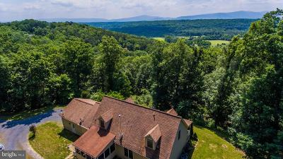 Strasburg Single Family Home For Sale: 247 Lower Valley Road