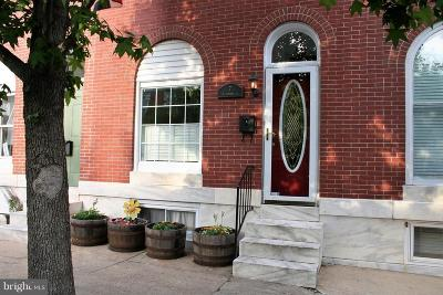 Baltimore Townhouse For Sale: 7 N Potomac Street