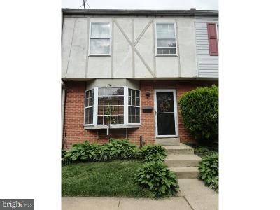 Newark Townhouse For Sale: 18 Keith Street