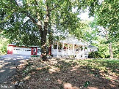 Manassas Single Family Home For Sale: 8995 Meadowview Drive