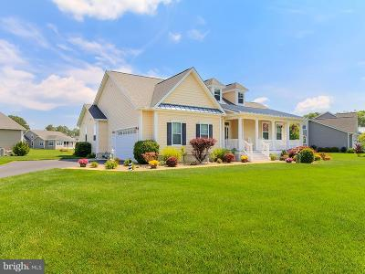 Selbyville Single Family Home For Sale: 37017 Serenity Drive