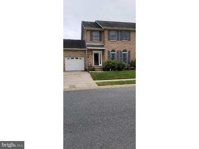 Kent County, New Castle County, Sussex County, KENT County Townhouse For Sale: 25 Dynasty Drive