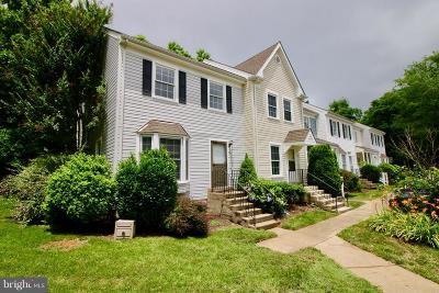 Stafford County Condo Under Contract: 211 Powhatan Court