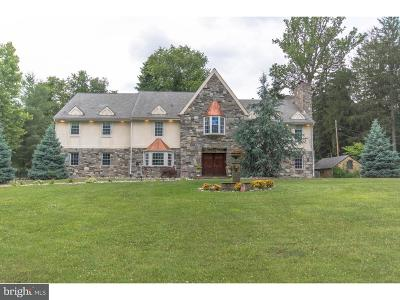 Huntingdon Valley Single Family Home For Sale: 2348 Walton Road