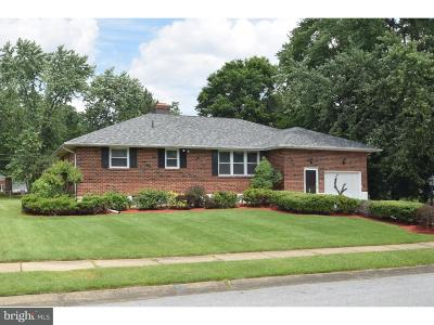 Kent County, New Castle County, Sussex County, KENT County Single Family Home For Sale: 2105 Wrexham Road
