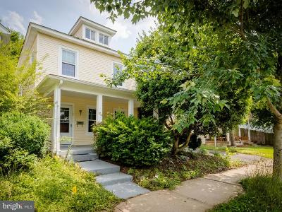 Fredericksburg Single Family Home For Sale: 624 Pelham Street