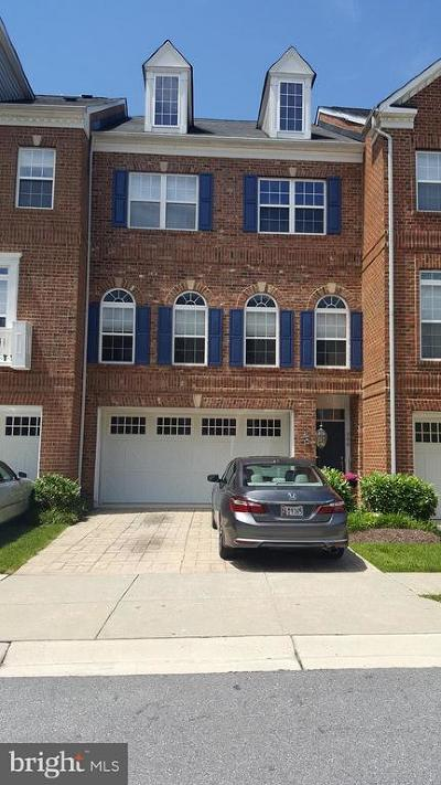 Anne Arundel County Townhouse For Sale: 206 Burgundy Lane