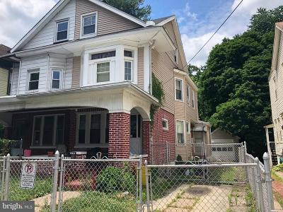 Trenton Single Family Home Under Contract: 45 Oak Lane