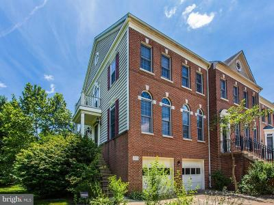 Fairfax Townhouse For Sale: 4530 Fair Valley Drive
