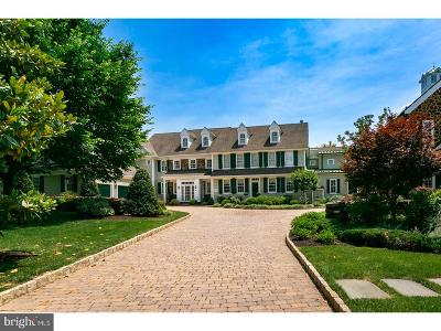 Moorestown Single Family Home For Sale: 628 Windsock Way