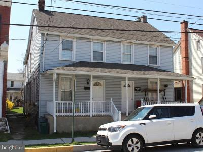 Christiana Multi Family Home For Sale: 8-10 N Bridge Street