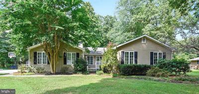 Grasonville Single Family Home For Sale: 21 Greenwood Shoals Shoals