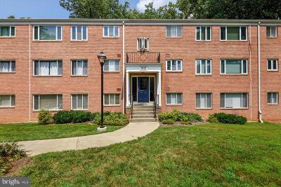 Bethesda Condo For Sale: 10423 Montrose Avenue #M-102
