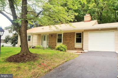 Brandywine Country Single Family Home For Sale: 13004 Midstock Lane
