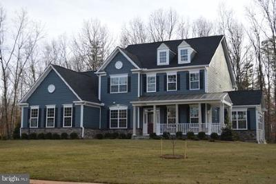 Bristow, Nokesville Single Family Home For Sale: Fleetwood Drive