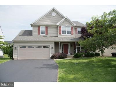 Collegeville Single Family Home For Sale: 308 Johnson Road