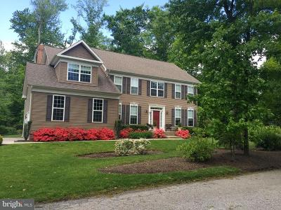 Annapolis Single Family Home For Sale: 631 Canal Lane