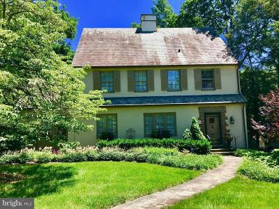 Guilford, Guilford/Jhu Single Family Home For Sale: 103 Overhill Road