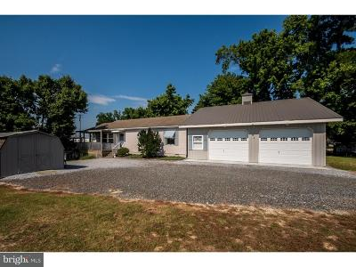 Ocean View Single Family Home For Sale: 38201 Piney Point Road