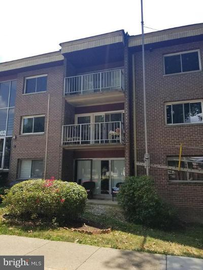Silver Spring Single Family Home For Sale: 3822 Bel Pre Road #4-88