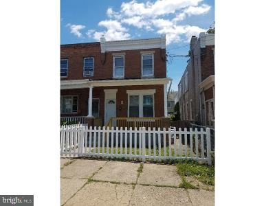 Tacony Single Family Home For Sale: 6321 Torresdale Avenue