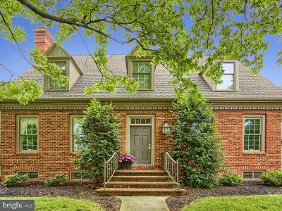Mechanicsburg Single Family Home Under Contract: 5912 Stephens Crossing