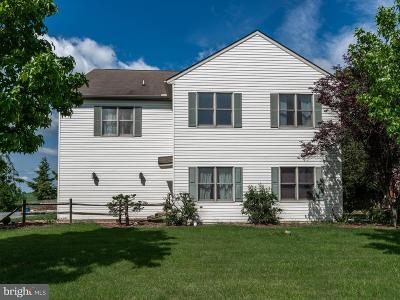 Manheim Single Family Home For Sale: 1478 Lancaster Road
