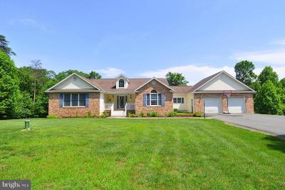 Great Cacapon Single Family Home For Sale: 4195 Woodmont Road