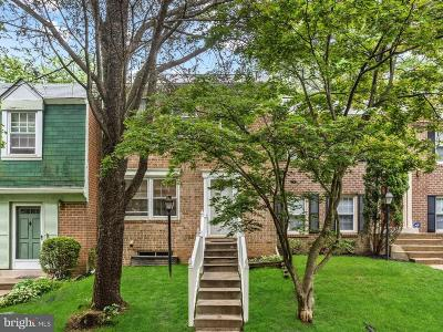 Columbia Townhouse For Sale: 5816 Alderleaf Place