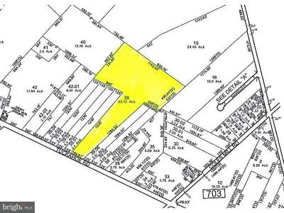 Franklinville Residential Lots & Land For Sale: Lot 39 Tuckahoe Road