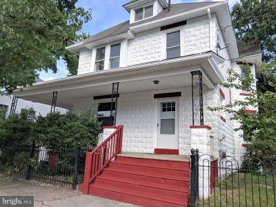 Gloucester City Single Family Home For Sale: 10 S Sussex Street